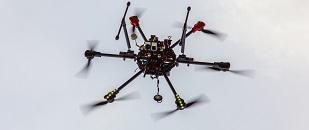 Wynajęcie drona